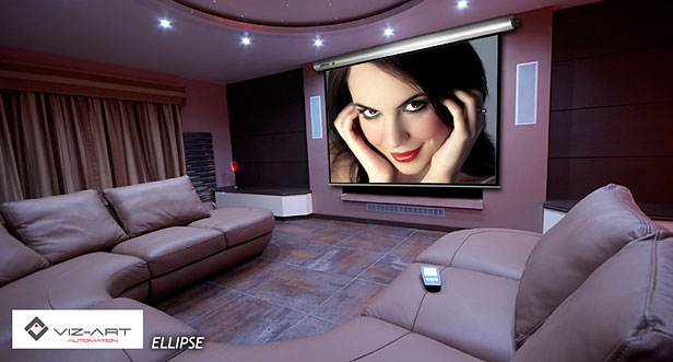 ELLIPSE Elecric Screen