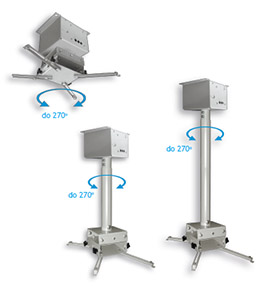 MIDI Motion - Projector Mount