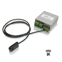 IR receiver + RS232