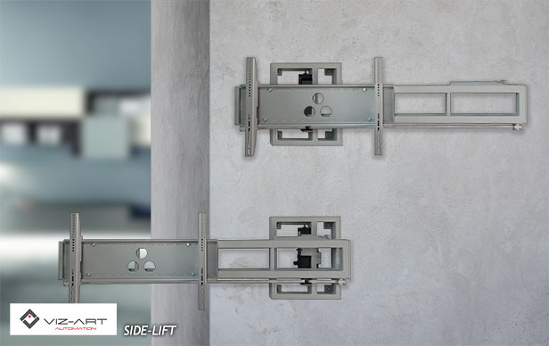 lift for plasma and LCD television